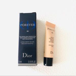 Dior FOREVER Foundation Shade 4N 3ml